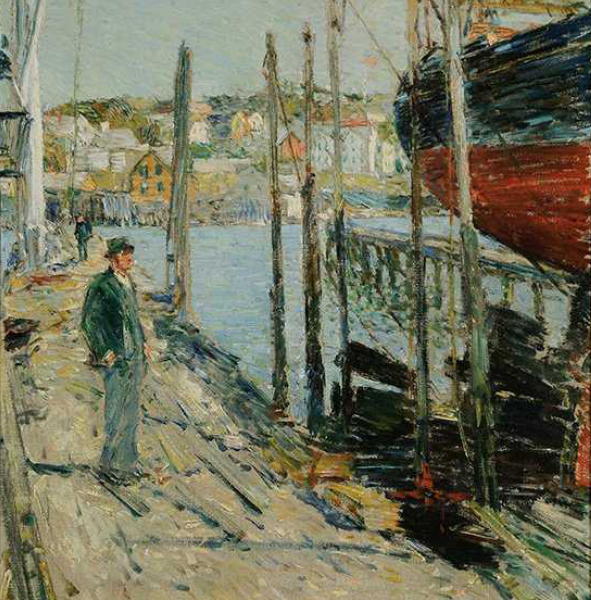 SOLD: $504,000 Childe Hassam