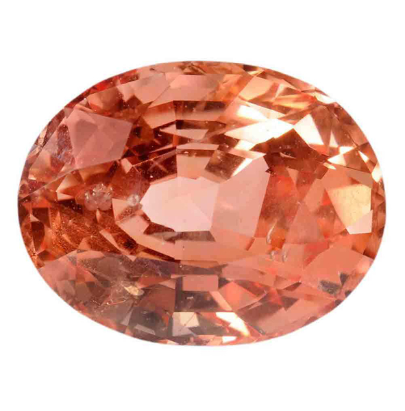 SOLD: $90,000 Rare Large Padparadscha Sapphire Gemstone