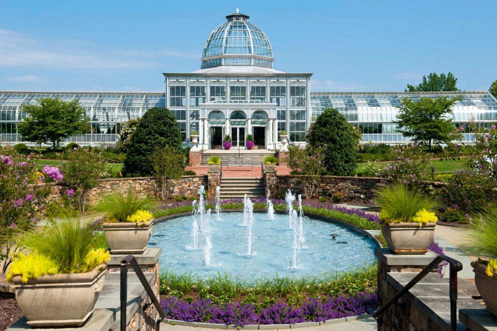 Photo Courtesy: Lewis Ginter Botanical Garden