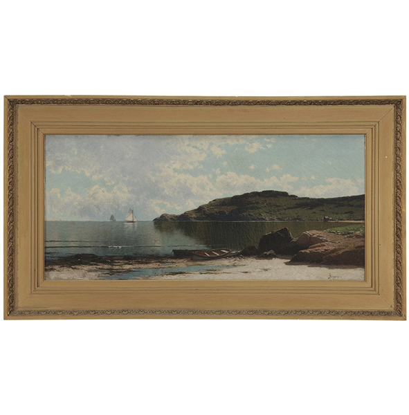 SOLD: $91,200 Alfred Thompson Bricher