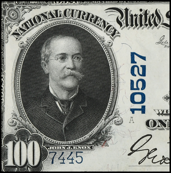 NATIONAL currency CAT 4056643