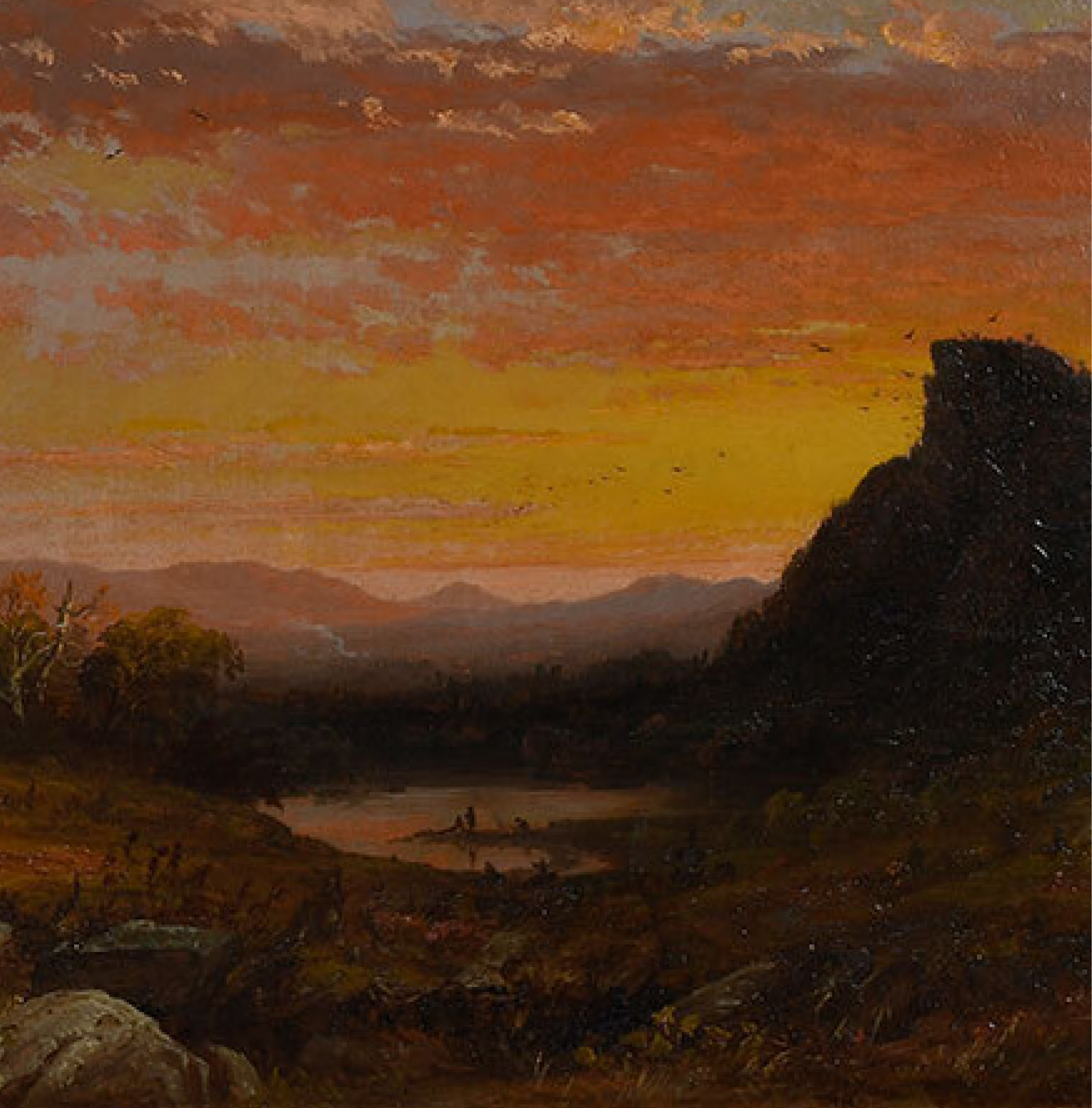 SOLD: $184,500  Jasper Francis Cropsey